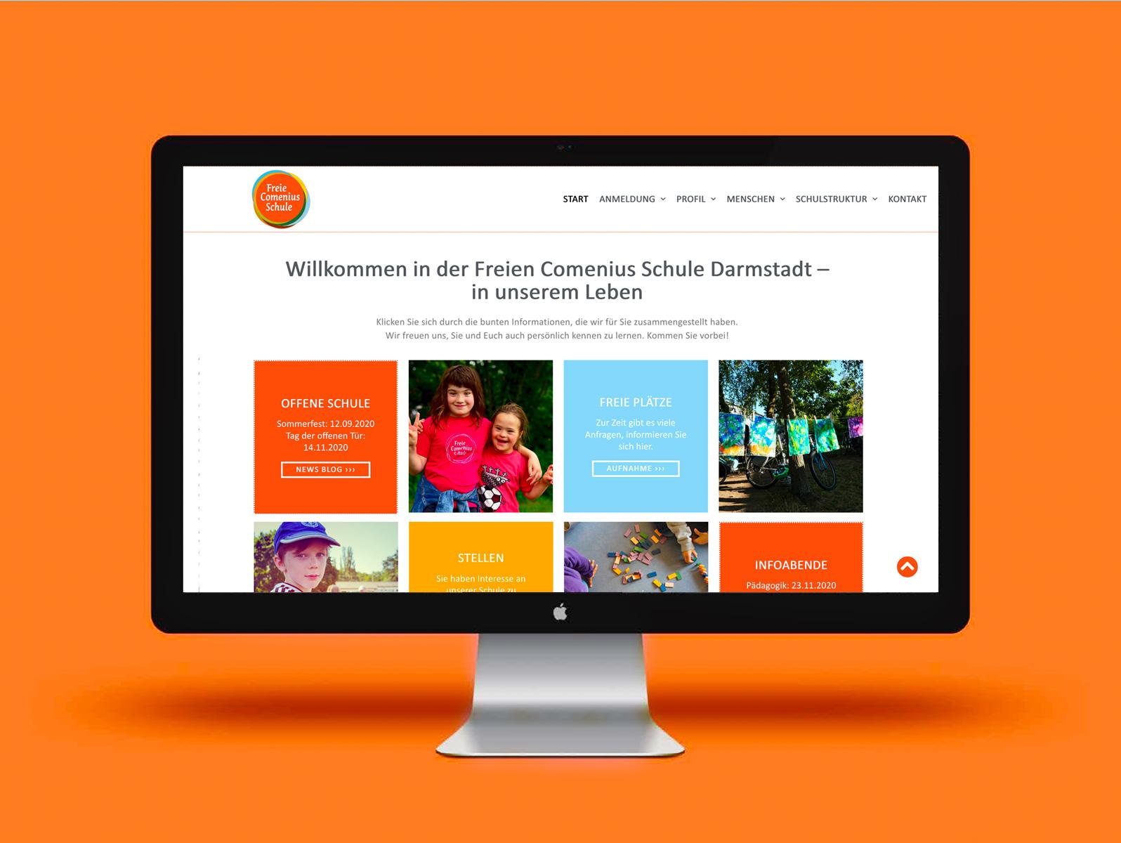 Freie Comenius Schule ››› FCS Darmstadt