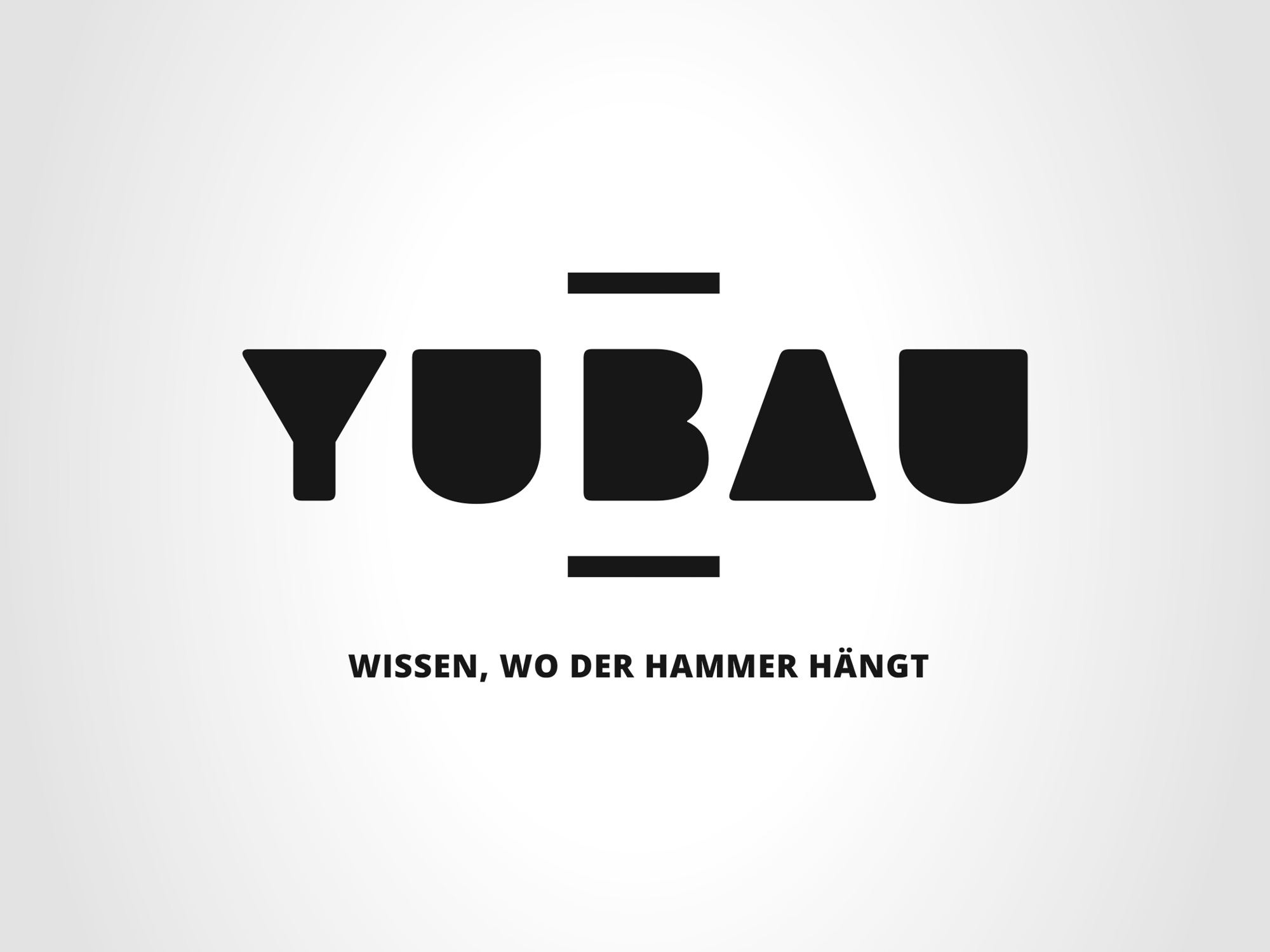 YUBAU – wissen, wo der Hammer hängt