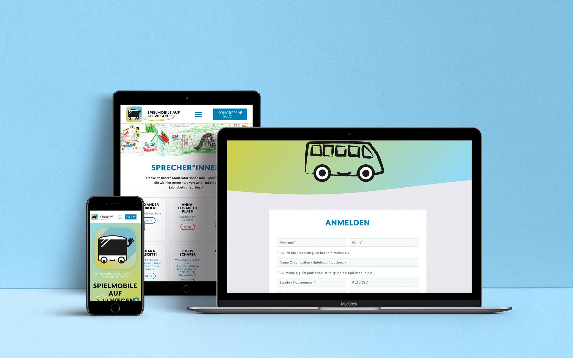 Spielmobile e.V. Online-Kongress 2020 ››› kongress2020.spielmobile.de